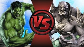 Download Video HULK vs DOOMSDAY! Cartoon Fight Club Episode 107 MP3 3GP MP4