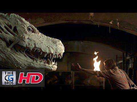 "CGI VFX Breakdowns : ""Gåten Ragnarok"" – by Ghost VFX"