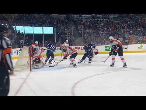11/16/17 Condensed Game: Flyers @ Jets