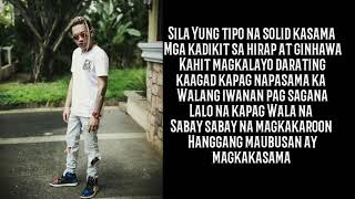 Sama sama tayo lyrics by:exb