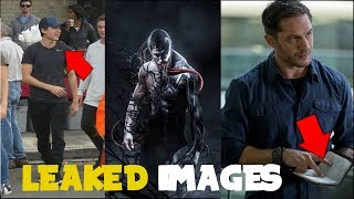 Tom Holland Found In The Sets Of Venom And Many More Easter-Eggs | Leaked Images