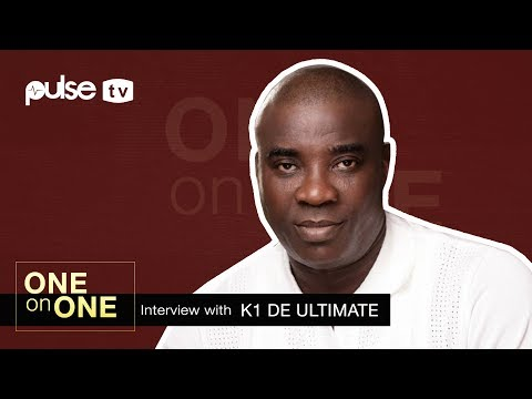 One On One: K1 De Ultimate talks about reinventing his music for the new generation