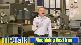 ISCAR TIP TALK – Machining Cast Iron