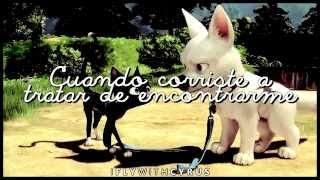 """Miley Cyrus ft. John Travolta - """"I Thought I Lost You"""" (Traducida al Español)"""