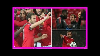 Manchester United Player Juan Mata Is Becoming Undroppable