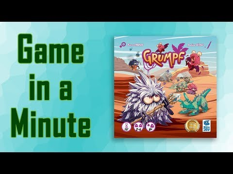 Game in a Minute Ep 90: Grumpf