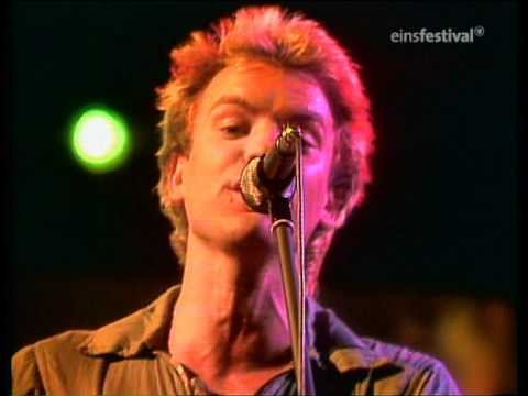 The Police - Born In The 50's (Beat Club performance)