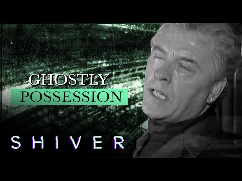 Derek Acorah Possessed By A Ghost Of The Theatre Royal - Most Haunted