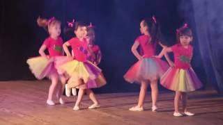 Хореографічний колектив «Little stars»,  танець «Солодкі цукерки»