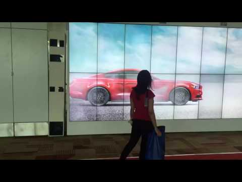 Kinetic India Creates Innovative OOH Solutions to Welcome the Legendary Ford Mustang in India