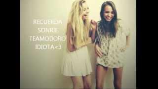 ¡Carta a una amiga!♥