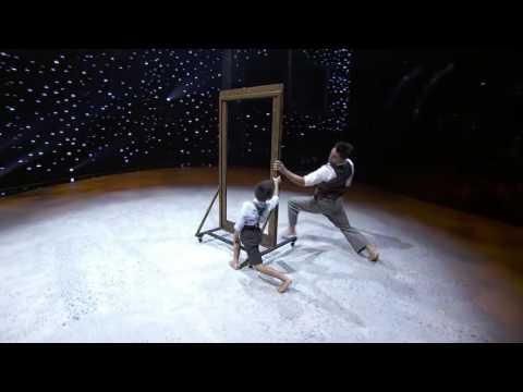 """""""המראה"""" - מפגש של 2 דורות במופע מקסים ומרגש"""