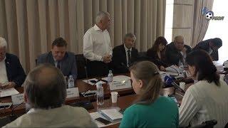 Ореол-ТВ: Встреча депутатов и представителей СМИ по итогам весенней парламентской сессии