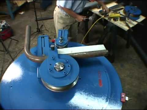 Pipe Bending Machines, Multi Bends on a Pipe Bending Machine