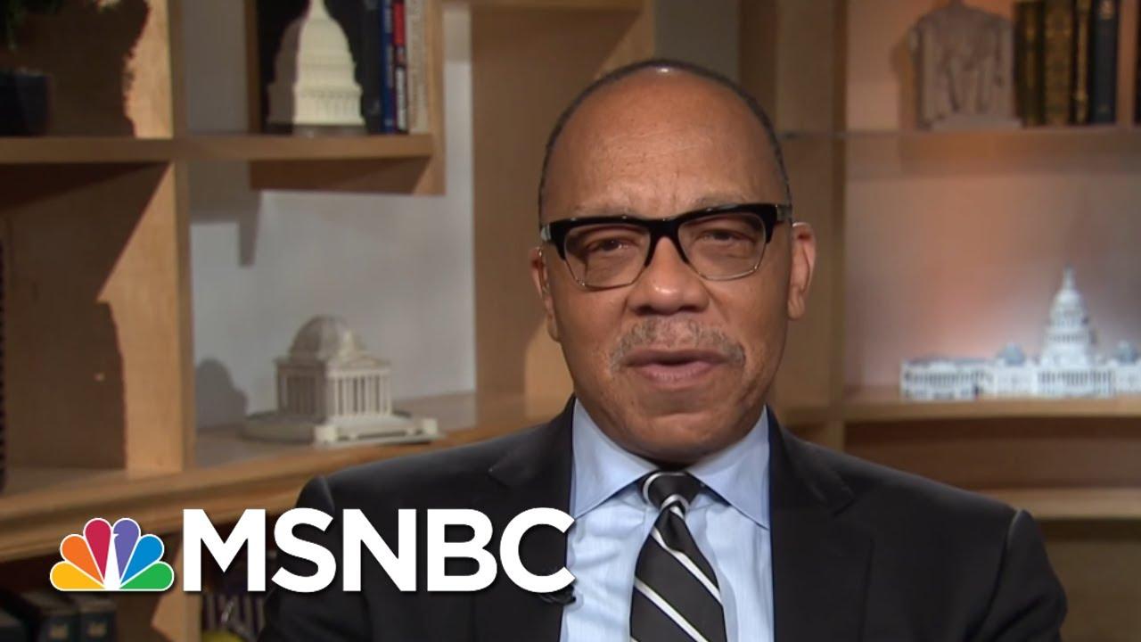 Eugene Robinson: 'Don't You Dare Buy' Notion Of 'Real Americans' | Morning Joe | MSNBC thumbnail