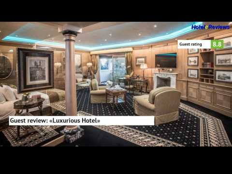 Rome Cavalieri, Waldorf Astoria Hotels and Resorts ***** Hotel Review 2017 HD, Trionfale, Italy