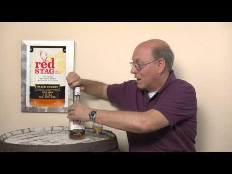 Whiskey Likör Verkostung: Jim Beam Red Stag