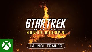 Xbox Star Trek Online | House Reborn Launch Trailer anuncio