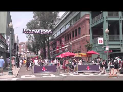 Video Top 10 Attractions in Boston