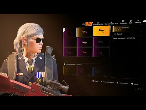 The division 2 | heroic mission | control point | roaming