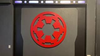 Star Wars-Themed Man Cave Walkthrough