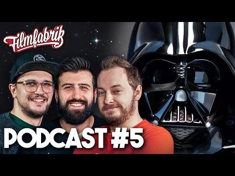 DARUM lieben wir STAR WARS! - Die BLABLAFABRIK | Podcast Folge #5