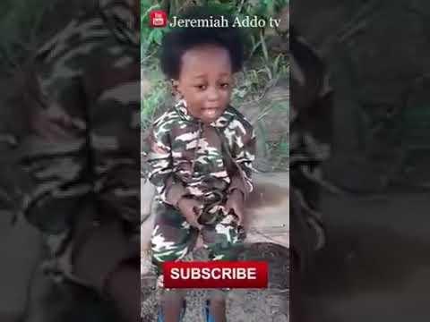intelligent kid of africa