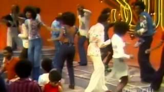 Soul Train Dancers (Four Tops - One Chain Don't Make No Prison) 1974