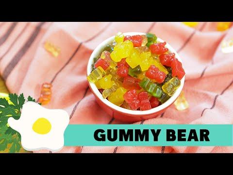 Resep Gummy Bear