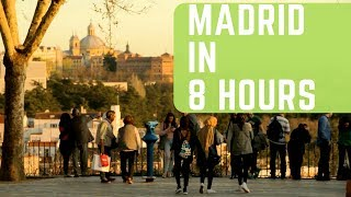 Madrid - The Layover