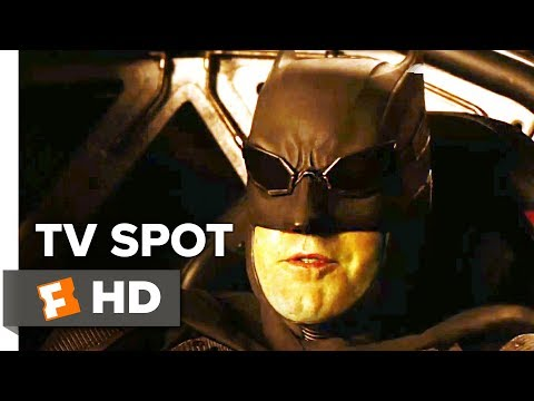 New TV Spot for Justice League
