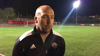 POST MATCH | 19/20: Hastings United [H] – FA Cup