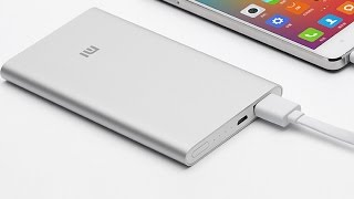 Посылки с Aliexpress: распаковка Xiaomi Powerbank 5000 Mah