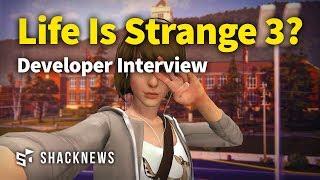 Life Is Strange 3?: Developers Talk Sequel