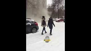 Новосибирск. Пожар в общежитии (часть 3).