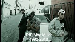 Ab Soul Ft. Mac Miller - The End Is Near  *Instrumental*