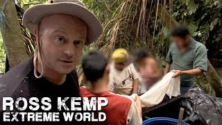 Investigating Drug Production in Peru   Ross Kemp Extreme World