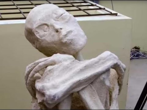 2323【1B重】Three Fingered Humanoid Mummy in Nazca ナスカで見つかった3本指のヒューマノイド・ミイラbyはやし浩司