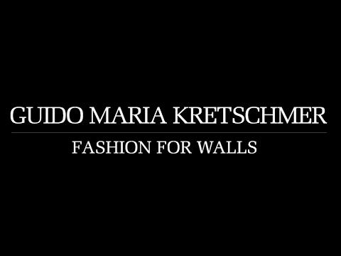 Fashion for Walls Tapeten von Guido Maria Kretschmer