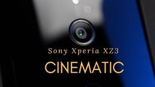 CINEMATIC, 1080p, 60fps, Sony Xperia XZ3