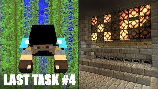 Last Task 3 #4 - Бесконечное хранилище и производство опыта на печках!