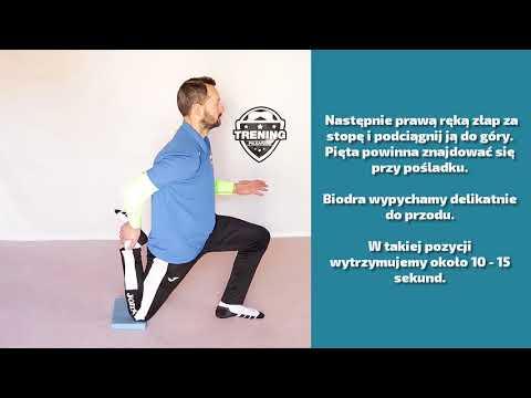 Ruch mięśni kończyn
