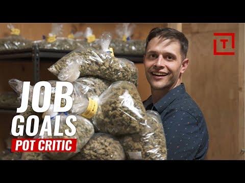 Denver Post Weed Critic || Job Goals