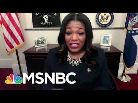 Rep. Bush: Minimum Wage Hike Could Be 'Difference Between Life And Death' For Some | All In | MSNBC