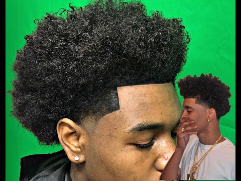 HAIRCUT TUTORIAL: TRILL SAMMY TAPER FADE