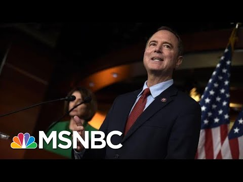 Schiff: Officials Were 'Urged Not To Comply With The Law' By The Trump Admin. | Hardball | MSNBC