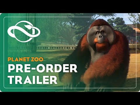 Gamescom Pre-Order Trailer de Planet Zoo