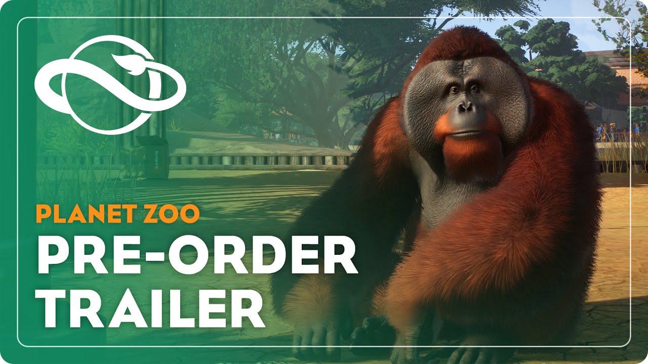 Trailer di Planet Zoo