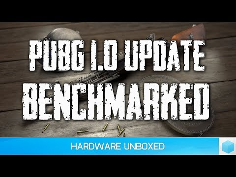PlayerUnknown's Battlegrounds [PUBG 1.0] CPU Benchmark, Ryzen vs. Coffee Lake