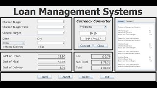 How to Create Restaurant Management System  with Java Program in Eclipse - Full Tutorial